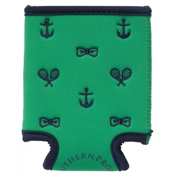 Green Critter Coozie